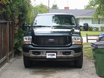 Ford Powerstroke Excursion