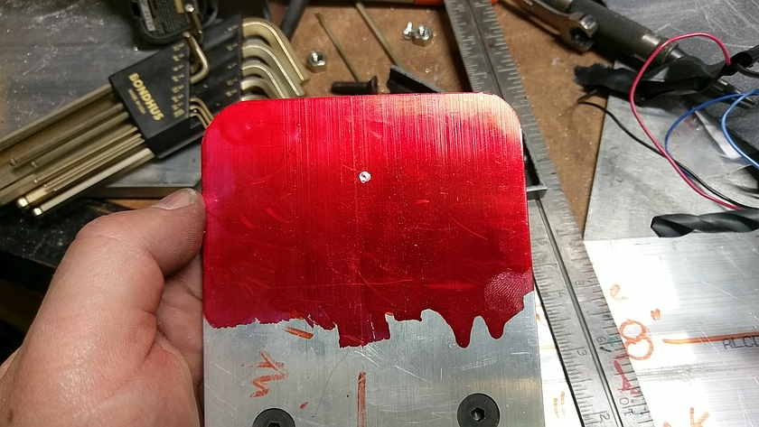 Marking Side Plate
