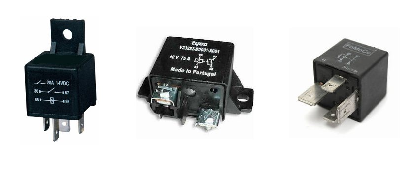 automotive electric fans gtsparkplugs automotive fan relays