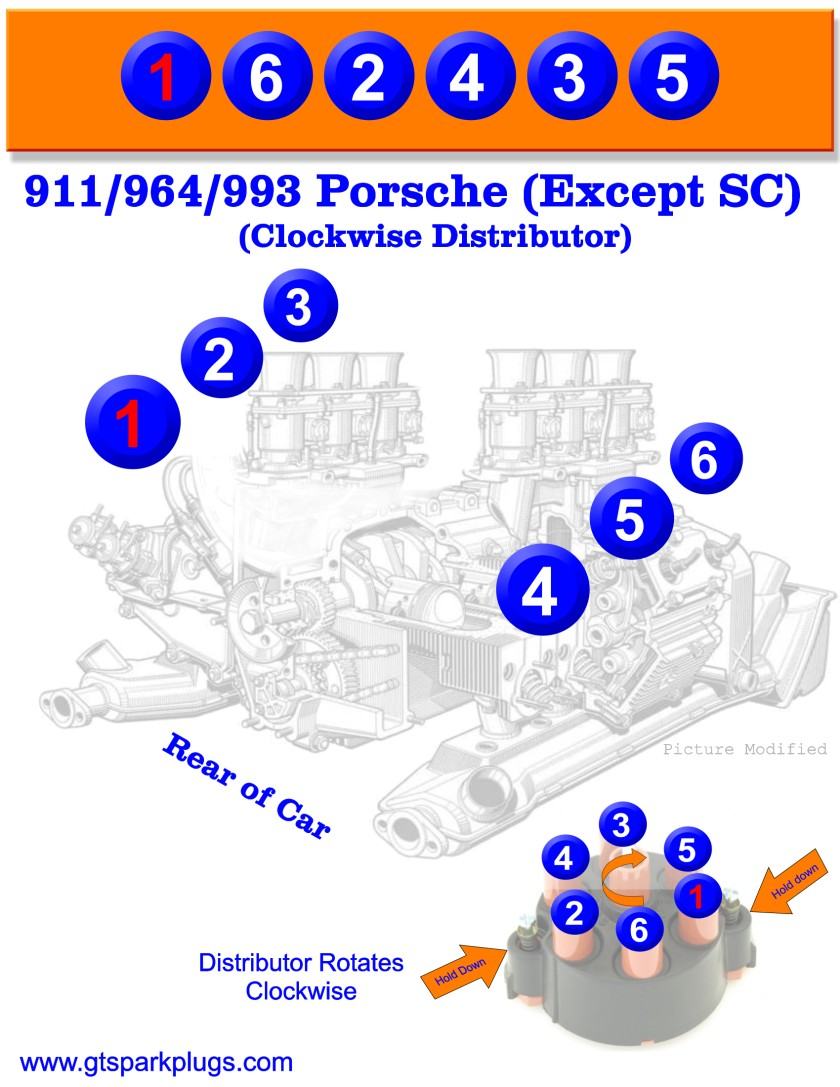 porsche 911 firing order gtsparkplugs headlight relay diagram