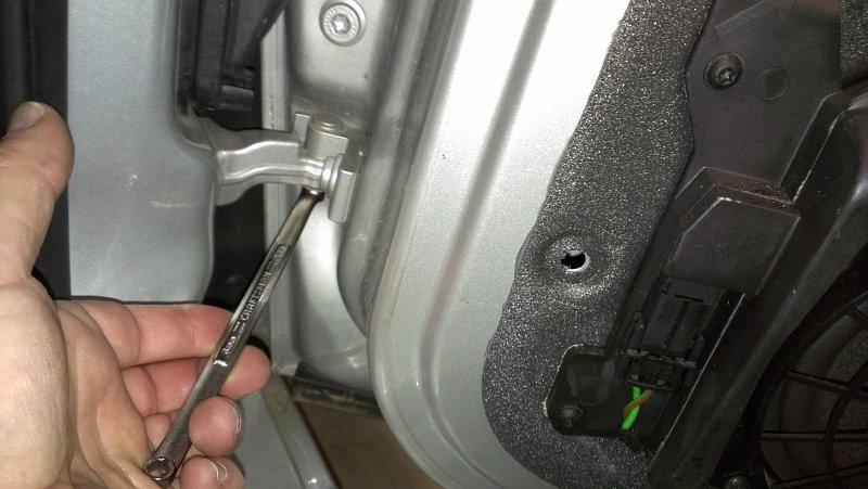 Gtsparkplugs Boxster Door Swap
